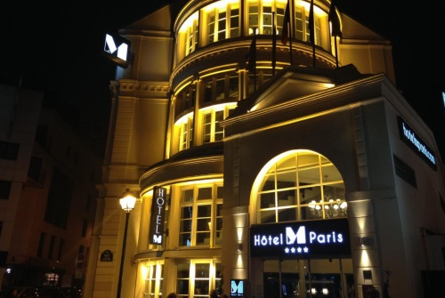 hotel m paris 14eme arrondissement